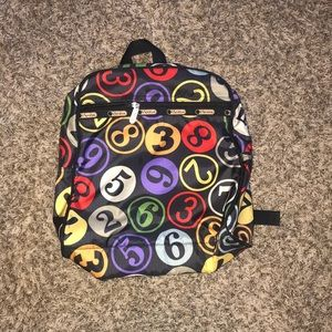 LeSportSac Number Travel Backpack